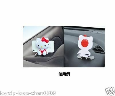 SEIWA smartphone stand KT435 Car Accessory Hello Kitty