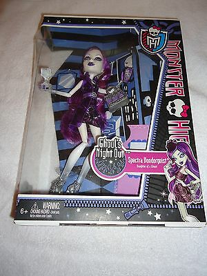 New Monster High Ghoul's Night Out Spectra Vondergeist