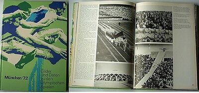 Orig.Book / Official preview     XX.Olympic Games MÜNCHEN 1972  //  EXTREM RARE