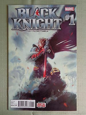 BLACK KNIGHT 1-5 MARVEL COMIC RUN SET 1 2 3 4 5 NM/NM+ Condition