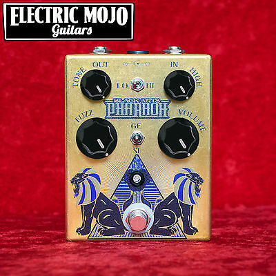 Black Arts ToneWorks Pharaoh Fuzz Germanium Silicon Pedal