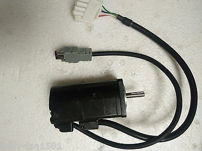 1pc Used Omron Servo Motor R88M-W05030H-S1 50W Tested