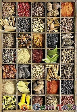 Spices Educa Jigsaw Puzzle 1000 Pieces
