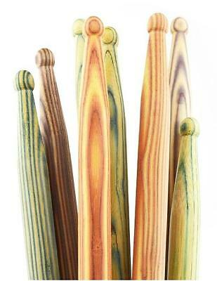 """Pair of Bamboo Drum Sticks 5B High Quality Drumsticks Personalized FREE"""