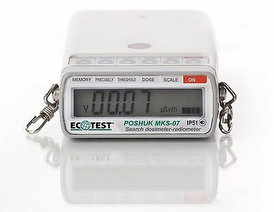 Search Radiation Detector Dosimeters MKS-11 Geiger Counter
