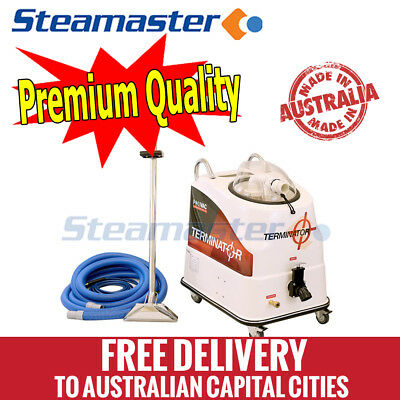 Carpet Cleaner Extraction Steam Cleaning Machine Polivac Terminator wand steamva