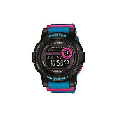 Casio Baby-G 2ER Shock Resistant 100m Water Resistant Digital Watch Tidal Graph