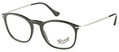 "Persol Po 3124V 95 Gr. 50 ""reflex Edition"" Brille Original Optikerfachgeschäft!!"