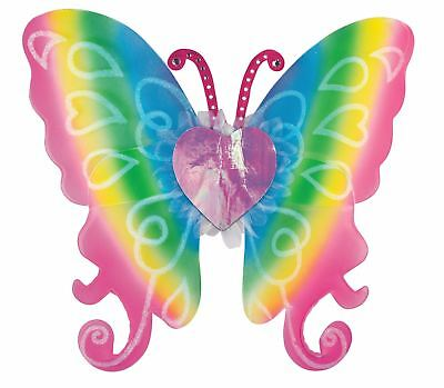 Rainbow Fairy Wings Costume Accessory