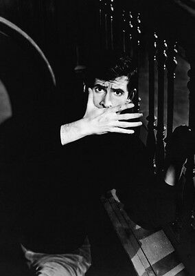 Anthony Perkins UNSIGNED photo - B2241 - Psycho