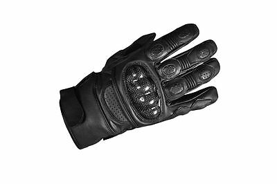 Motorcycle/bike Water Resistant Genuine Leather Winter Gloves S,M,L,XL On Offer