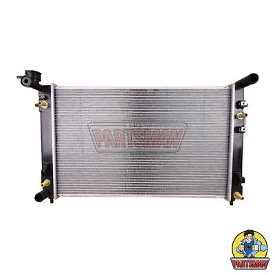 Radiator V6 Auto Trans With Twin Oil Cooler Holden Commodore VT VX VU 9/97 -9/02