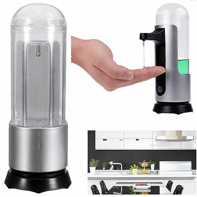 Electronic Touchless Automatic Induction Soap Dispenser Bathroom Auto Sensor