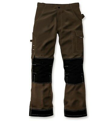 Workpower Arbeitsbundhose Canvas Arbeitshose