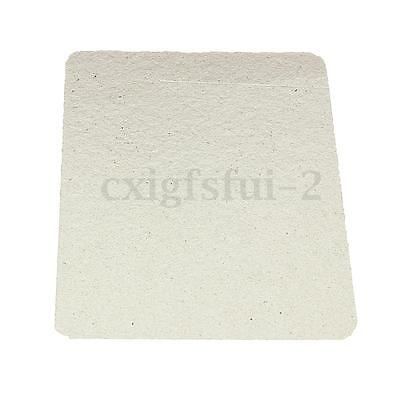 2pcs Microwave Oven Repairing Part Mica Plates Replacement Cover Sheet 148x118mm