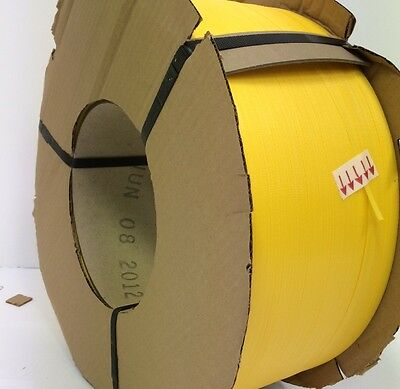 """Poly Strapping 1/2"""" x 0.22 9.9M Ft 9 x 8 Machine  Grade"""