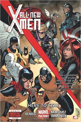 All-New X-Men - Volume 2: Here to Stay (Marvel Now), New, David  Marquez, Brian