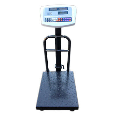 Heavy Duty Digital Postal Parcel Platform Scales  - Varies Size and Weight