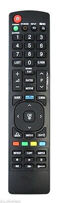 Remote Control For Tv Lg Akb33871420 Akb73655847 Replacement Led / Lcd /plasma