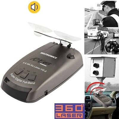 TECNOLOGIA Beltronics Vector 965 RX65 360 Degrees Detection Full-Band Scanning