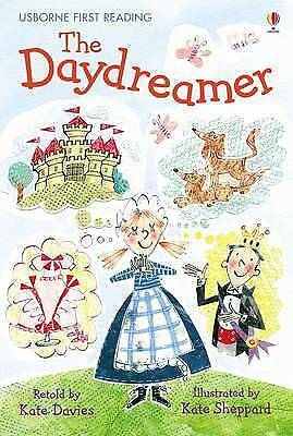 NEW USBORNE First Reading ( LEVEL TWO ) the DAYDREAMER paperback Leve 2