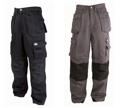 Himalayan Iconic Mens Workwear Cargo Combat Work Trousers Snickers Style Pants