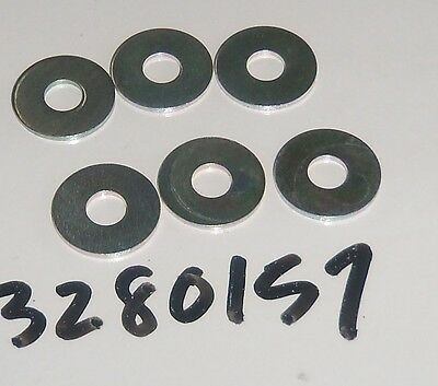 POLARIS PURE OEM NOS SNOWMOBILE ATV PACKING WASHER PK QTY LOT 8 7555998 3083138