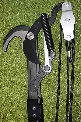 Barnel Pro Pole Saw Long Reach Branch Tree Cutter Pruner Lopper Bower Trimmer