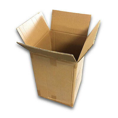20 x Large Double Wall Boxes Removal Moving Packing Postal Cardboard Strong Box