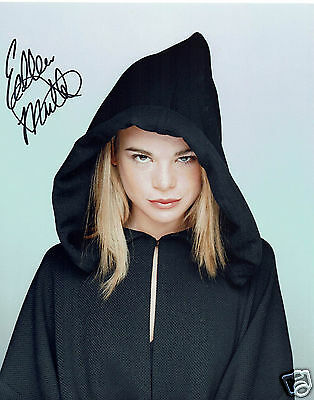 Ellen Muth Actress Dead like me Hand Signed  Photograph 10 x 8
