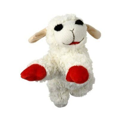 Multipet Lamb Chop Toys Plush & Squeak Toy for Dogs & Puppies CHOOSE SIZE