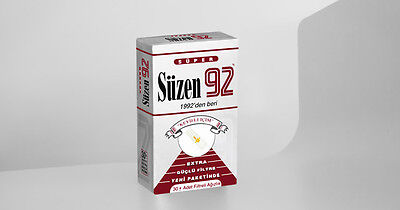 720 piece  SUZEN92 Disposable Tar Blocking Cigarette Filters  24 packs of 30