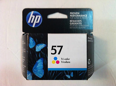 HP 57 Tri-Color Ink Cartridge Expires MAY 2016