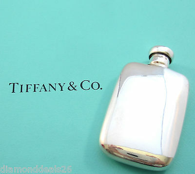 Tiffany & Co. Authentic Vintage Perfume Bottle 925 Sterling Silver
