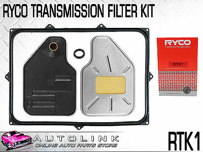 RYCO AUTO TRANS FILTER KIT SUIT FORD TERRITORY SX SY 4.0lt 6CYL 5/2004 - 4/2011