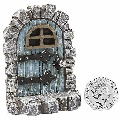 Fiddlehead Fairy Door Garden Accessory Medieval Doors