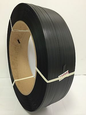 """Poly Strapping 1/2"""" x 0.26 7,200 Ft 16x6 Hand Grade"""