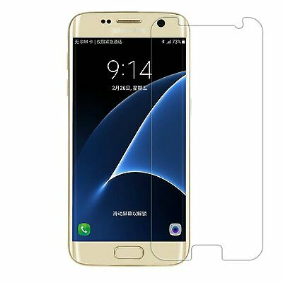 100% Genuine 3D Tempered Glass Film Screen Protector For Samsung Galaxy S6 Edge