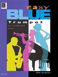 EASY BLUE TRUMPET Hudson Trumpet and Piano*