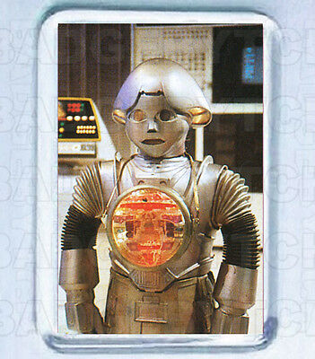 TWIKI from BUCK ROGERS - fridge magnet - CLASSIC TV SCI FI !