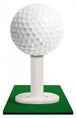 """5-Pack 2 3/4"""" Rubber Golf Tees for Driving Range & Practice Mats (54511-x5)"""