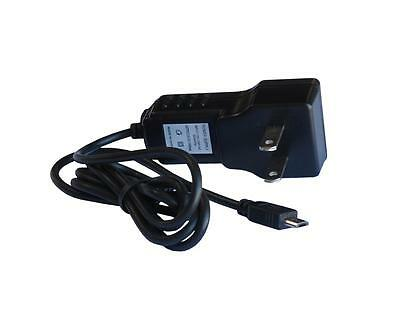for Sony Walkman NW-E393 NW-E394 NW-E395 MP3 Player Home Wall AC Charger, Black