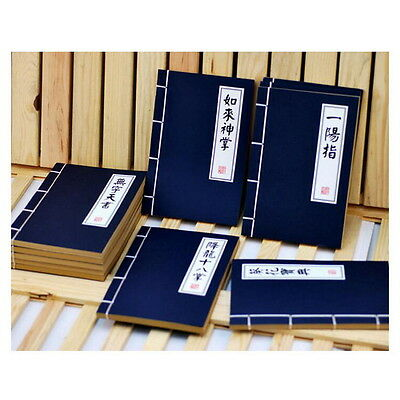 Chinese KungFu Exercise Book Notebook Pad Kids Diary Office School Jotter #GH