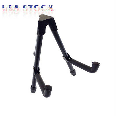 Portable Adjustable Steel Stand Holder for Guitar Ukulele Violin Ukes Bass