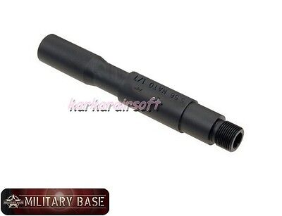"""4.5"""" Outer Barrel Extension 14mm CCW for Airsoft"""