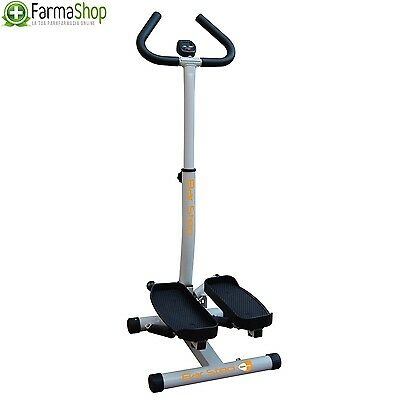 Stepper Bar Step - Stepper con Manubrio Dimagrimento Immediato