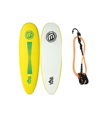 Pack Surf SOFT EPS Madness + Leash - NEUF