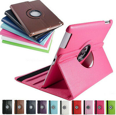 Funda Giratoria 360º Tablet Apple Ipad 2 3 4 Multicolores