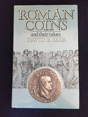 Roman Coins And Their Values By David R. Sear  Seaby 3rd Revised Edition 1981