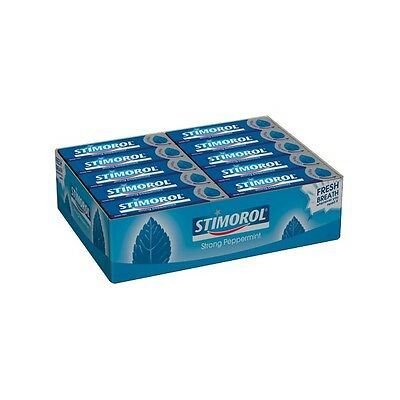 Stimorol Strong Peppermint - 30 pcs